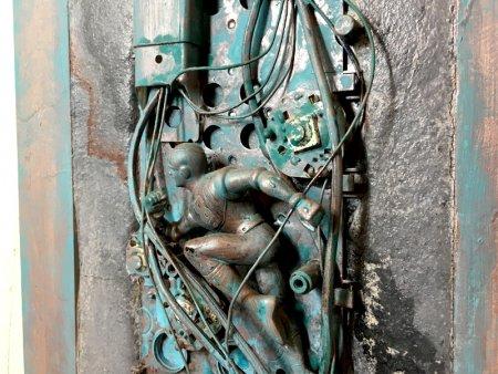 機械8マン 水色