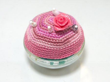 pin Q shion(針山) 薔薇山・桃