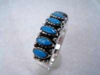 silver925 ターコイズ(トルコ石)のリング